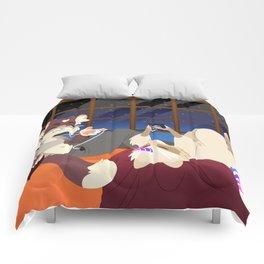 Chillin Comforters