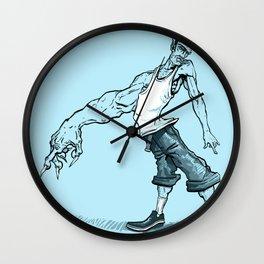 Demon Arm Wall Clock