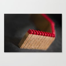 Redness  Canvas Print