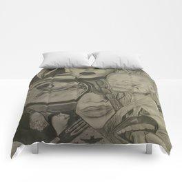 Creatures of the Night Comforters