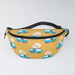 Death on wheels Fanny Pack