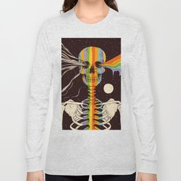Dark Side of Existence Long Sleeve T-shirt