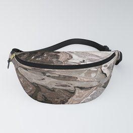 Brownskin texture Fanny Pack
