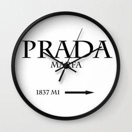 Fashion Art Wall Clock