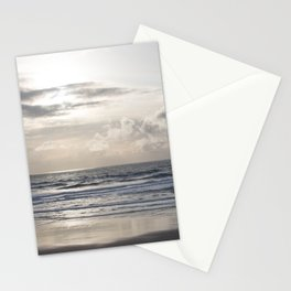 Silver Scene Stationery Cards