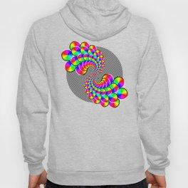 Rainbow Trippy Hoody