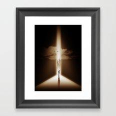 heaven Framed Art Print