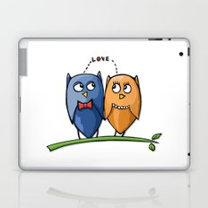 Owl Love Laptop & iPad Skin