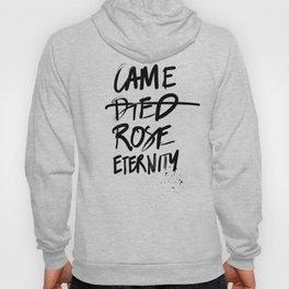 #JESUS2019 - Came Died Rose Eternity (black) Hoody