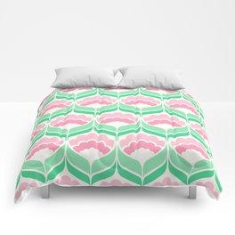 Mavis Mint Comforters