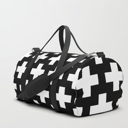 Swiss Cross W&B Duffle Bag