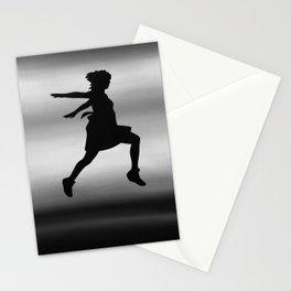 Body Movin - Jump BW Stationery Cards