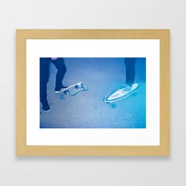 Carvers Framed Art Print