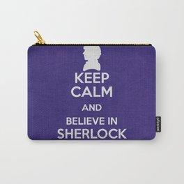Keep Calm - Sherlock Carry-All Pouch