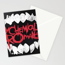 mcr album 2020 ansel12 Stationery Cards