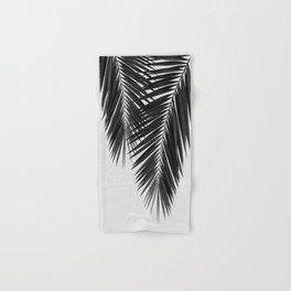 Palm Leaf Black & White II Hand & Bath Towel