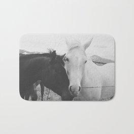 Horse Pair Bath Mat