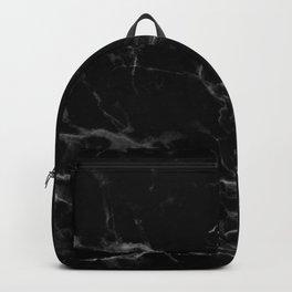 Black Marble Backpack