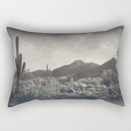 McDowell Mountains, Arizona Rectangular Pillow