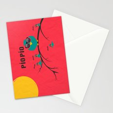 pío pío, PÍO PÍO Stationery Cards