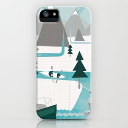 I like water iPhone Case