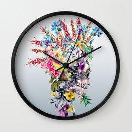 Punk Portrait Wall Clock
