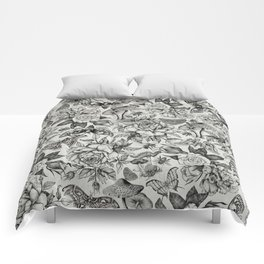 Botanical Pattern II Comforters