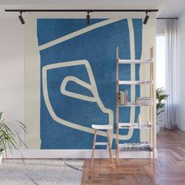 abstract minimal 57 Wall Mural