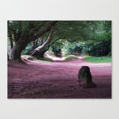 The Triscombe Stone Canvas Print