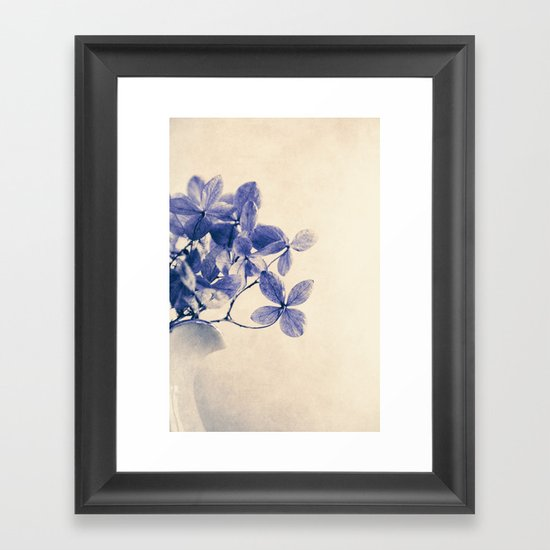 mércores Framed Art Print