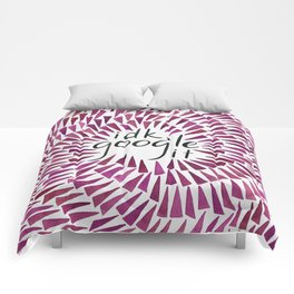 I don't know, google it - Burgundy Comforters
