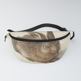 Young Hare Fanny Pack