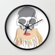 X-Rays Wall Clock