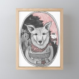 Something extraordinary Framed Mini Art Print