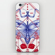 Evolution III iPhone & iPod Skin