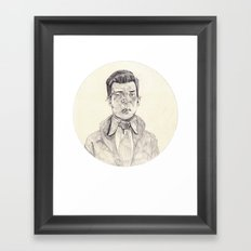 mm Framed Art Print