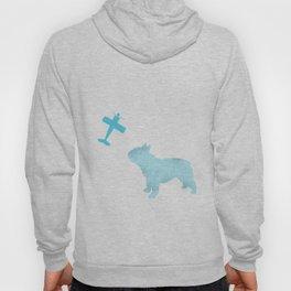 French Bull Dog Hoody