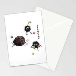 Susuwatari Stationery Cards