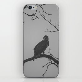 Break in the Rain iPhone Skin