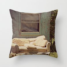 The Window Seat Throw Pillow