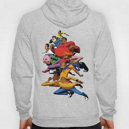 Fat Albert and the gang Hoody