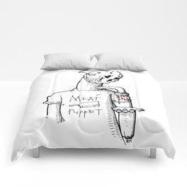 Meat Puppet Comforters