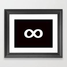 Infinite Heroes Framed Art Print