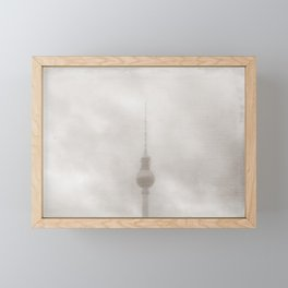 Hang On To Your Hopes My Friend Framed Mini Art Print