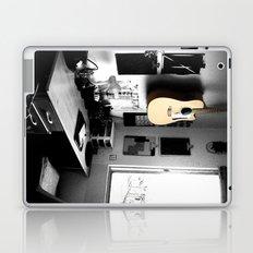 ART STUDIO - GUITAR Laptop & iPad Skin
