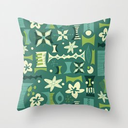 Taveuni Throw Pillow