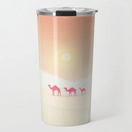 Minimal desert Travel Mug