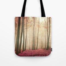 red woods Tote Bag