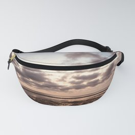 Clouds On The Water Fanny Pack