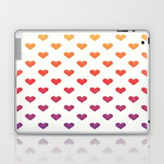 POP heART Laptop & iPad Skin